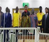 أمم إفريقيا 2019| رئيس غانا يتابع مباراة «البلاك ستارز» وبنين من المدرجات