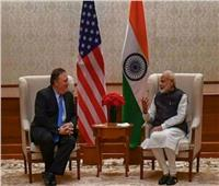 مايك بومبيو يلتقي رئيس وزراء الهند لبحث التجارة والدفاع