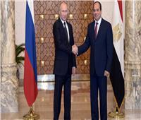 عودة الطيران بين روسيا ومصر على جدول أعمال لقاء بوتين والسيسي