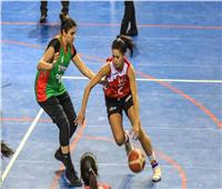 مصر تفوز على كينيا فى التصفيات الأفريقية لسيدات السلة