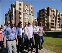 محافظ دمياط ووزير الإسكان يتفقدان مشروع «دار مصر»