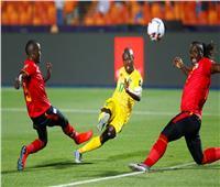 أمم إفريقيا 2019| إحصائية مباراة أوغندا وزيمبابوي