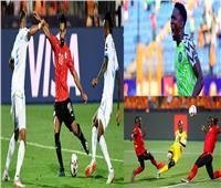 فيديو| ملخص فوز الفراعنة ونيجيريا وتعادل زيمبابوي وأوغندا في كأس الأمم الأفريقية