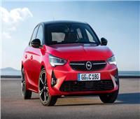 شركة أوبل تكشف عن نسختها الكهربائية الجديدة طراز «Corsa F»