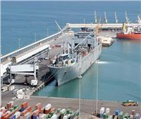 لجنة الشئون العربية بالبرلمان تتفقد ميناء سفاجا