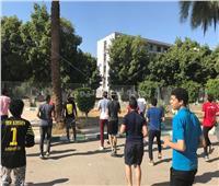 جامعة أسيوط تعلن ختام معسكرها الطلابي الأول لإعداد القادة