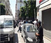 شاهد| اللقطات الأولى لتفجير انتحاري في تونس