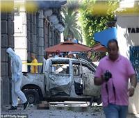 الصور الأولى لتفجيري تونس الإرهابيين
