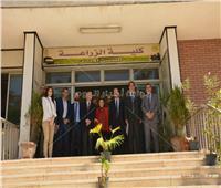 جامعة أسيوط تبدأ تطوير التعليم الزراعى