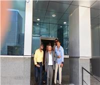 محافظ بورسعيد يكثف جولاته على منشأت المنظومة الصحية الجديدة