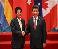 مسؤول ياباني: الزعيمان الصيني والياباني يتفقان على الحاجة إلى «تجارة حرة وعادلة»