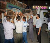 جولة ليلية لمحافظ سوهاج تسفر عن ضبط 800 مخالفة وغلق 3 مقاهي بالشمع الأحمر