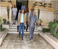 الأنصاري يبحث مع رئيس مدينة سوهاجالخطة الاستثمارية