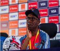 مدرب الكونغو: مطالبون بالفوز على زيمبابوي.. وعالجنا ثغرة «تريزيجيه»
