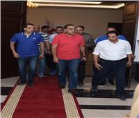 صور.. مصطفى مدبولي يتفقد مبنى مجلس الوزراء بالعلمين الجديدة