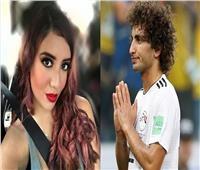 الفتاة المكسيكية «جيوفانا» تنشر فيديو جديد لعمرو وردة