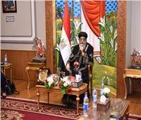 البابا تواضروس: مصر ذكرت في الإنجيل ٧٠٠ مرة