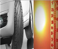 7 نصائح للحفاظ على إطارات سيارتك في فصل الصيف