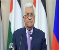 «أبومازن» يهنئ الرئيس السيسي بذكرى ثورة يونيو