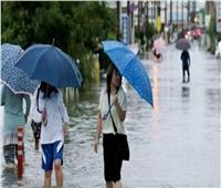 اليابان: إجلاء آلاف الأشخاص بإقليم «كاجوشيما» بسبب الأمطار الغزيرة