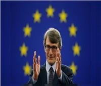 انتخاب الاشتراكي الإيطالي ديفيد ساسولي رئيسًا للبرلمان الأوروبي