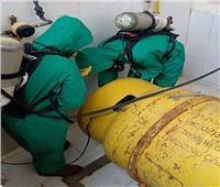مياه القليوبية: الانتهاء من تدريب العاملين لمواجهة تسريب مادة الكلور