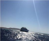 إنقاذ 11 راكبا على متن لنش شحط ليلابالغردقة