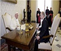 بوتين يلتقي بابا الفاتيكان.. والأزمة الأوكرانية تلقي بظلالها