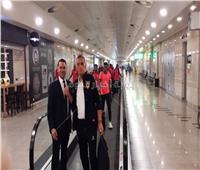أمم إفريقيا 2019| منتخب أنجولا يغادر مطار القاهرة بعد وداع «الكان»