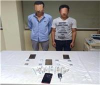 حبس عاطلين بتهمة ترويج المخدرات في الظاهر