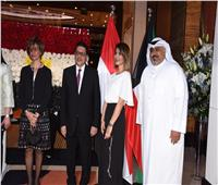 السفارة المصرية بالكويت تحتفل بالذكرى الـ67 لثورة يوليو