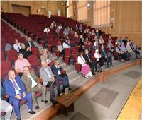 افتتاح المؤتمر العلمي الثاني لوحدة أمراض الدم بجامعة المنصورة