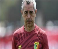 «آلان جيريس» مدرب منتخب تونس يتفقد استاد الإسماعيلية