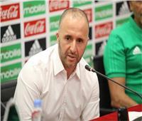 «بلماضي» يحذر لاعبي الجزائر من الغرور أمام غينيا