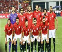 أمم إفريقيا 2019| منتخب مصر بزيه الأساسي في مواجهة جنوب أفريقيا