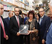 وزيرا ثقافة مصر ولبنان يفتتحان فرع الهيئة العامة للكتاب ببيروت