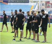 أمم أفريقيا 2019| منتخب تونس يتفقد ملعب الإسماعيلية قبل مواجهة غانا