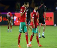 أمم إفريقيا 2019  لاعب المغرب يوجه رسالة بعد الخروج من «الكان»