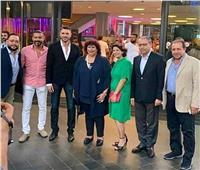 بحضور وزيرة الثقافة.. طرح فيلم «الممر» بدور العرض اللبنانية