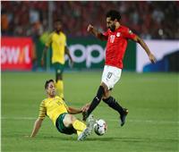 أمم إفريقيا 2019  شوط أول سلبي بين مصر وجنوب إفريقيا