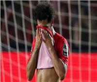 شاهد.. بكاء صلاح ولاعبي منتخب مصر بعد وداع كأس الأمم الأفريقية