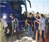 أمم إفريقيا 2019| منتخب المغربيغادر مطار القاهرة بعد وداع «الكان»