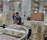 تنتج 8200 سيجارة في الدقيقة.. «الشرقية» تُشغل ماكينة جديدة للدخان