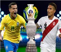 التشكيل الرسمي لمنتخبي البرازيل وبيرو في نهائي كوبا أمريكا 2019