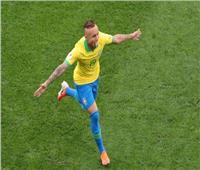 """نهائي كوبا أمريكا 2019  """"إيفرتون"""" يمنح هدف تقدم البرازيل على بيرو"""