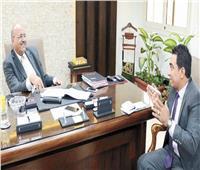 حوار| رئيس القابضة للتشييد: انطلاقة مصرية قوية في القارة السمراء