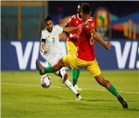 أمم إفريقيا 2019| رياض محرز أفضل لاعب في مباراة الجزائر وغينيا