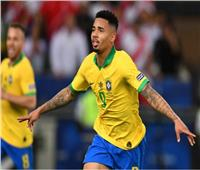 """نهائي كوبا أمريكا 2019  البرازيل تتقدم على البيرو 2-1 في الشوط الأول """"فيديو"""""""