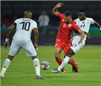أمم إفريقيا 2019| «جنون الشوالي» بعد هدف تونس في شباك غانا
