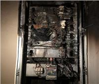 السيطرة على حريق نشب بكلية التمريض بدمنهور